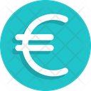 Currency Euro Finance Icon