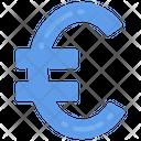 Euro Sign Money Finances Icon