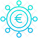 Euro Spending Money Insights Moneyflow Icon