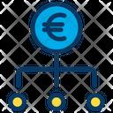Business Euro Money Icon