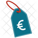 Euro Tag Price Tag Tag Icon