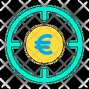 Target Euro Business Target Icon