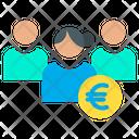 Euro User Icon