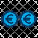 Euro Eye Finance Icon