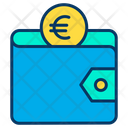 Euro Wallet Wallet Payment Icon
