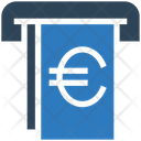 Euro Withdrawal Icon