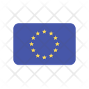 Europe Flag Country Icon