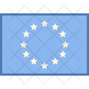 Europe Country Flag Icon