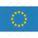 Europe Union Flag Icon