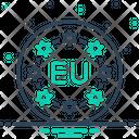 European Union Community Icon