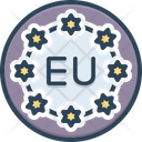 European Union Community Icon
