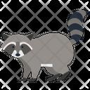 European Badger Icon