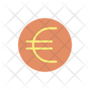 Meuro Currency European Euro Euro Icon