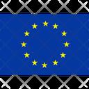 Flag Country European Union Icon