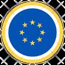 European Union Country National Icon