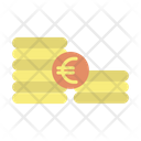 Meuro Coins Euros Euro Coins Icon