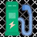 Ev Charging Station Charging Station Ev Charging Icon