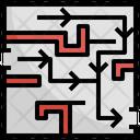 Evacuation Plan Icon