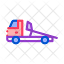 Truck Transport Car Icon
