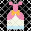 Evening dress Icon