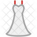 Evening Gown Baby Icon