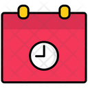 Calendar Event Month Icon
