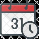 Event Calendar Reminde Icon
