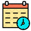 Calendar Schedule Office Icon