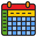 Event Schedule Appointment Icon