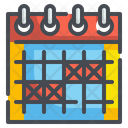 Event Appointment Month Icon