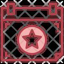 Event Star Favorite Icon