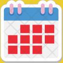 Event Holiday Calendar Icon