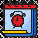 Event Alarm Event Alarm Icon