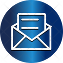 Event Card Envelop Card Icon