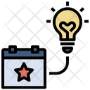 Planning Idea Creative Icon