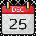 Event Date Calendar Almanac Icon
