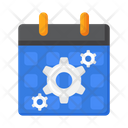Event Management Time Management Time Setting Icon