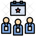 Event Attendee Staff Icon