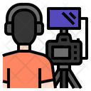 Eventphotoandvideographer Production Video Icon