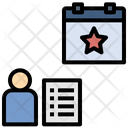 Schedule Event Manager Icon