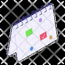 Calendar Datebook Daybook Icon