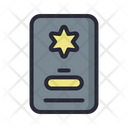 Event Ticket Event Pass Museum Ticket Icon