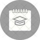 Events Schedule Calendar Icon