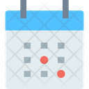 Events Function Schedule Icon
