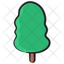 Tree Evergreen Plantation Icon