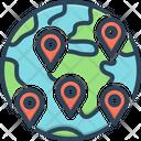 Everywhere Icon