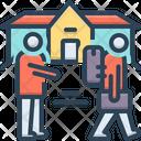Eviction Removal Expulsion Icon