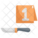 Evidence Number Law Icon