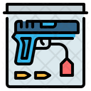 Evidence Investigation Weapon Icon