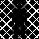Evil Man Evil Bad Icon